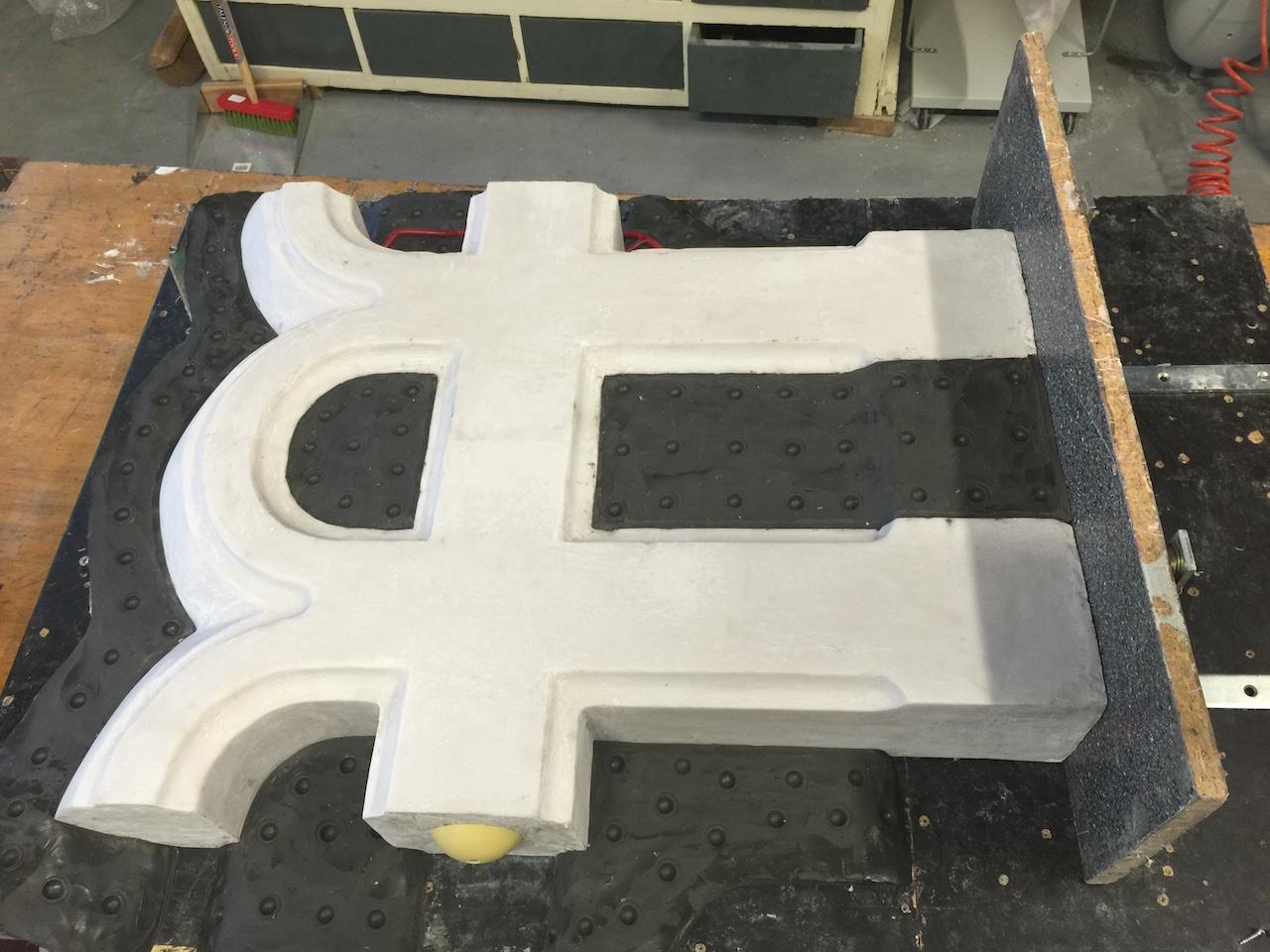 Zeer Beton mallen van polyurethaan - Noblabla &PB03